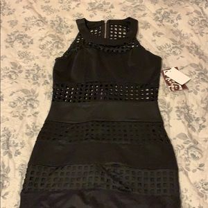 Black Night Out Dress